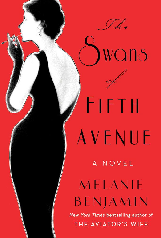 Тхе Swans of Fifth Avenue by Melanie Benjamin
