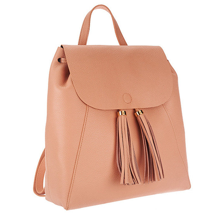 إلى عن على A Great Carryall: Isaac Mizrahi Backpack