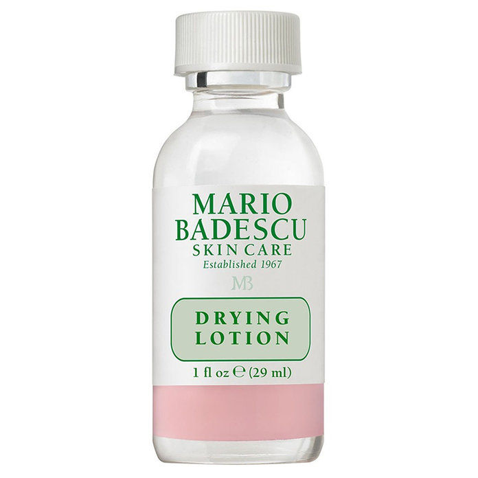 إلى عن على Clearing Breakouts Fast: Mario Badescu Drying Lotion
