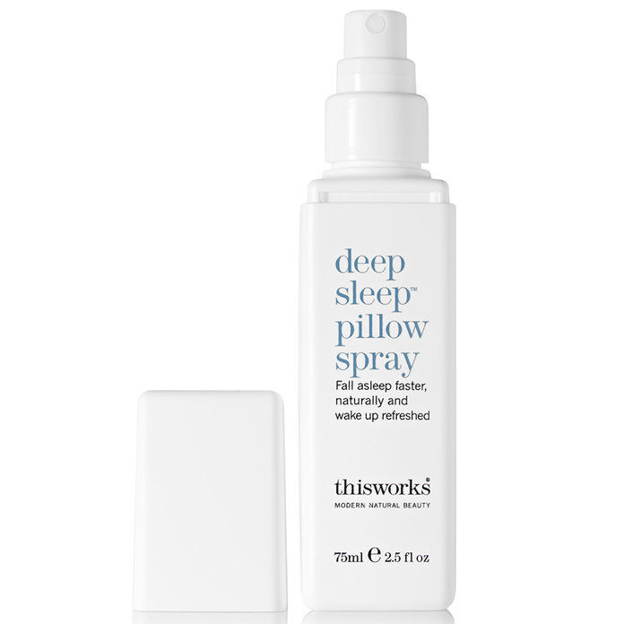 إلى عن على Better Sleep: This Works Deep Sleep Pillow Spray