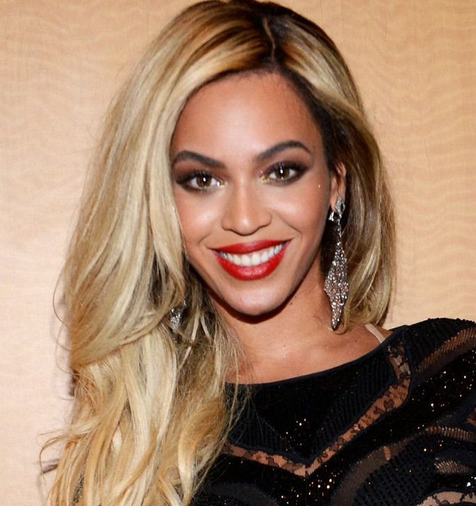 الشقراوات Vs. Brunettes - Slider - Beyonce Blonde
