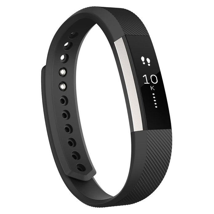 إلى عن على Staying on Track: Fitbit Alta Fitness Tracker