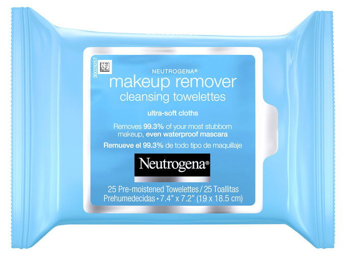 Неутрогена Makeup Remover Cleansing Towelettes