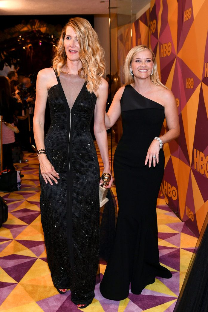 لورا Dern and Reese Witherspoon