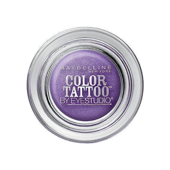 Маибеллине New York Color Tattoo Eyeshadow in Painted Purple
