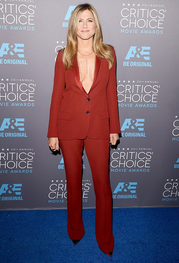 جنيفر Aniston in Gucci