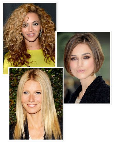 Беионце - Gwyneth Paltrow - Keira Knightly - Hairstyles That Never Go Out of Style