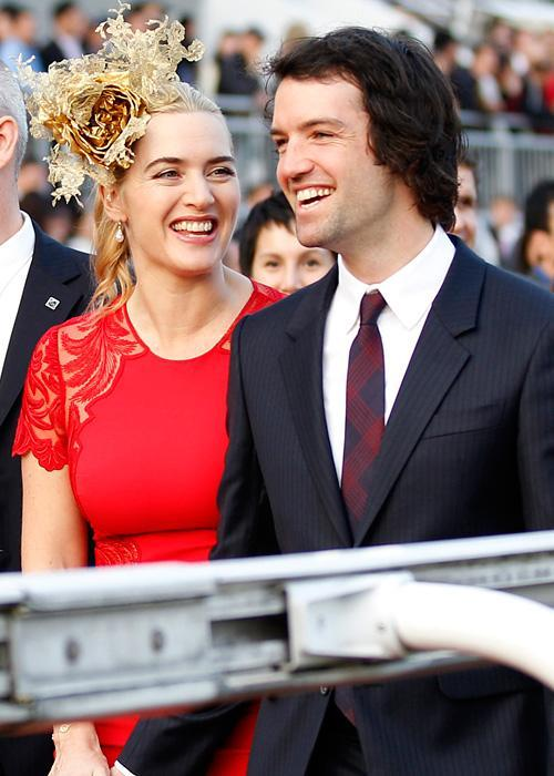 Позната личност Wedding Photos - Kate Winslet and Ned Rocknroll