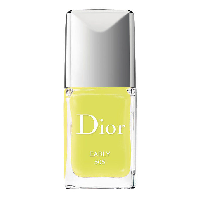ديور Vernis Spring 2017 Limited Editon Nail Lacquer in Early