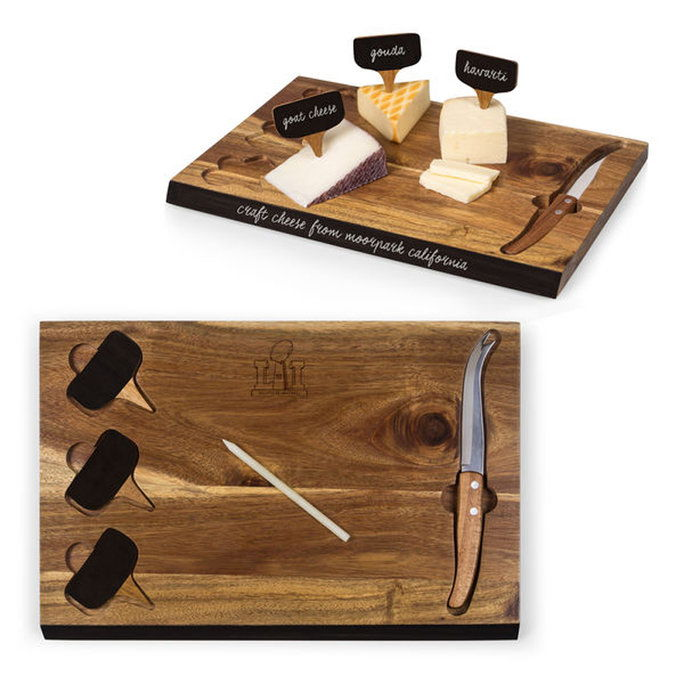 Супер Bowl LI Official Cheese Board