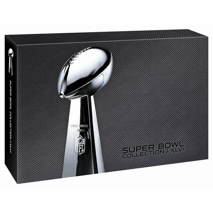 НФЛ Super Bowl Collection I-XLVI DVDs