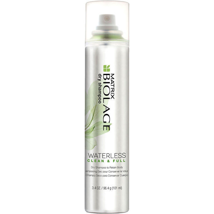 مصفوفة Biolage Waterless Clean & Full Dry Shampoo
