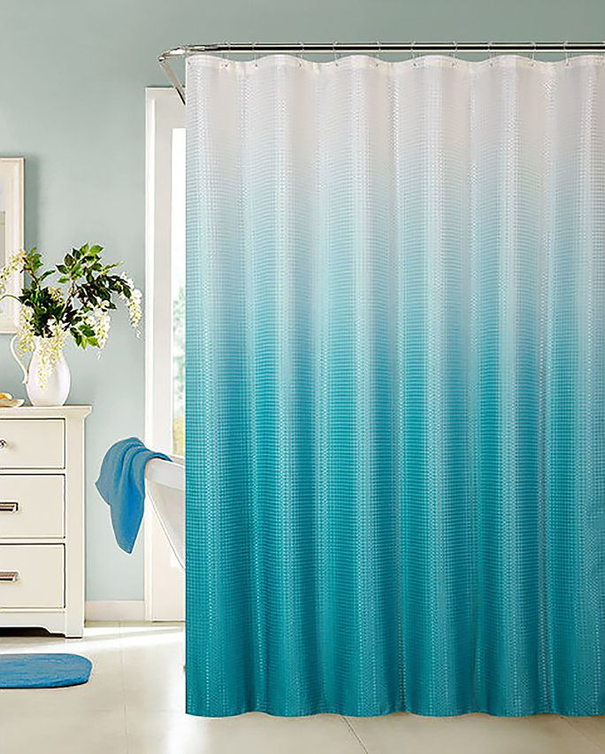 Хелена Ombre Shower Curtain