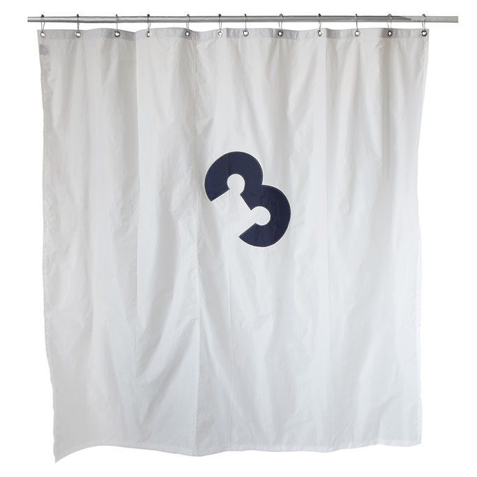 Израда Waves shower curtain