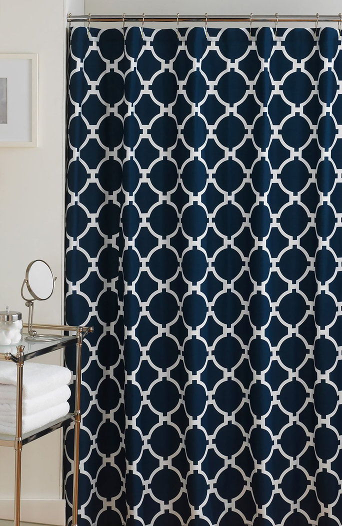 Јилл Rosenwald 'Hampton Links' Shower Curtain