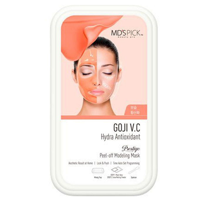 доктор медицине's Pick Goji Water Rubber Mask