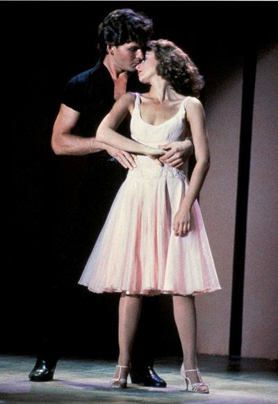 Икона Kisses - Dirty Dancing - Patrick Swayze