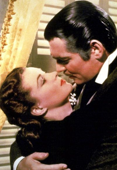 Икона Kisses - Gone with the Wind - Scarlett O'Hara