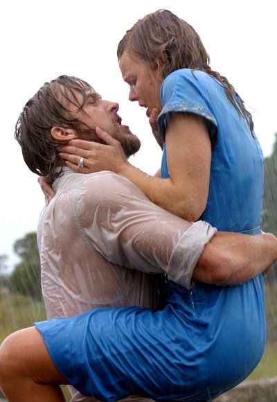 Икона Kisses - The Notebook - Rachel McAdams