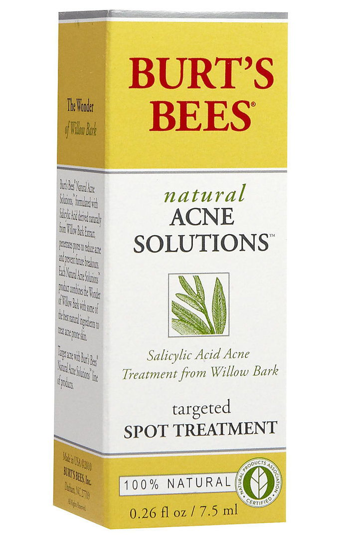 Буртов Bees Natural Acne Solutions Targeted Spot Treatment
