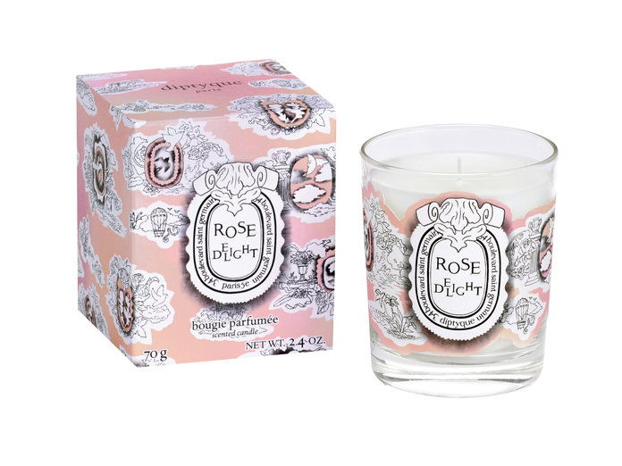 Диптик Rose-Scented Candle