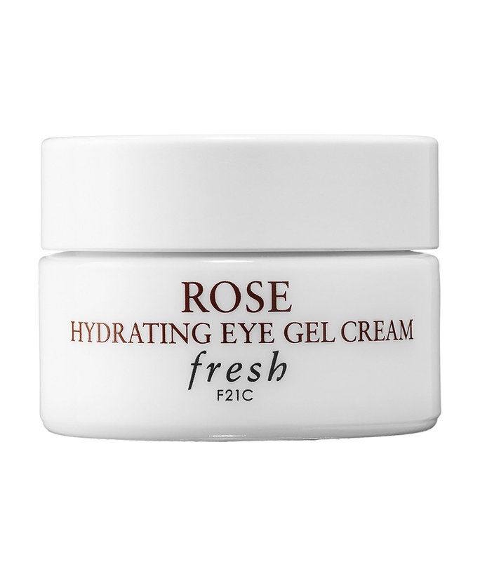 طازج Rose Hydrating Eye Gel Cream