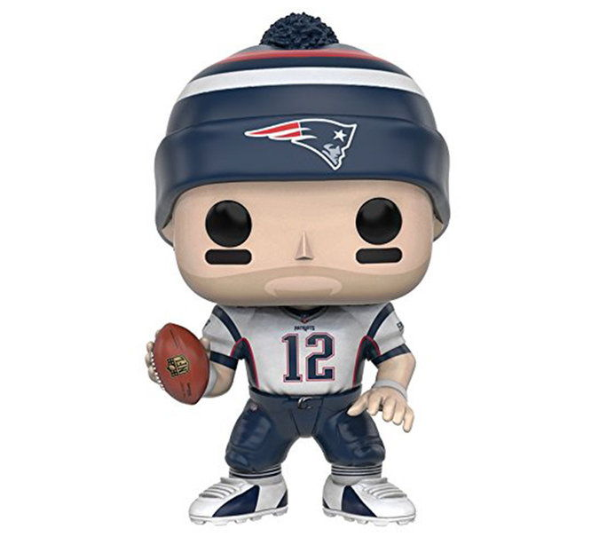 Функо POP NFL: Wave 3 - Tom Brady Action Figure