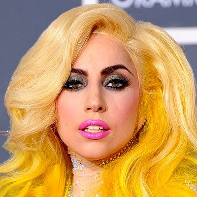 дама Gaga - Transformation - Beauty - Celebrity Before and After