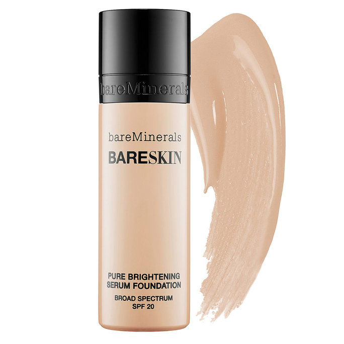 المعادن العارية bareSkin Pure Brightening Serum Foundation