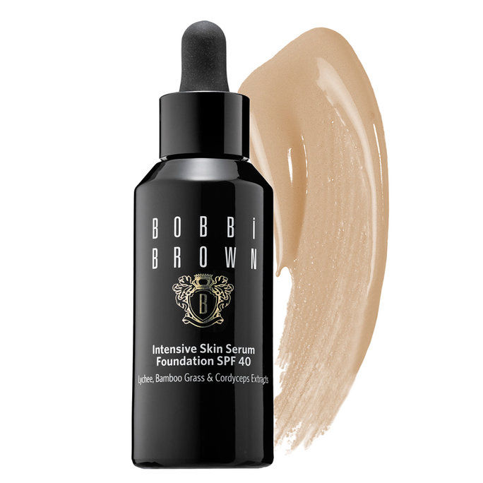 بوبى Brown Intensive Skin Serum Foundation
