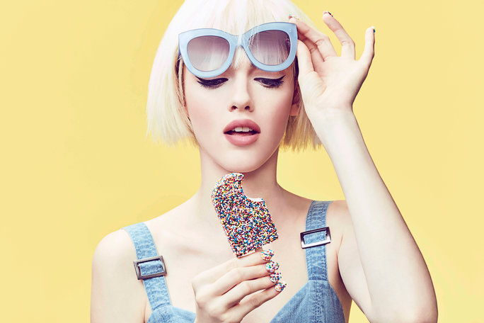 Алице and Olivia Eyewear - LEAD