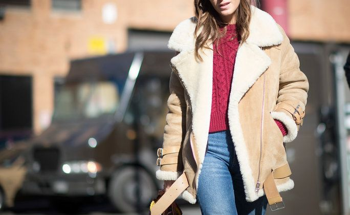 како to Survive NYFW in the Cold Lead