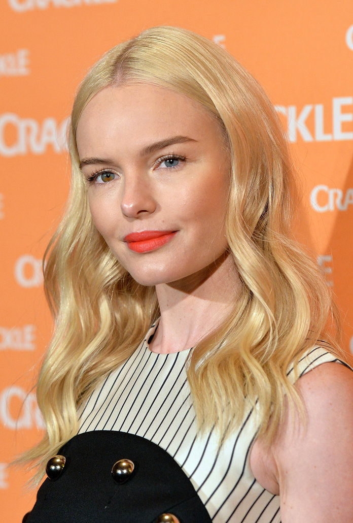 Actress Kate Bosworth attends the Crackle's 2016 Upfront Presentation at New York City Center on April 20, 2016 in New York City.