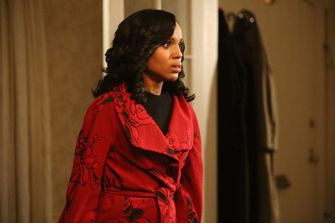 الموسم 5, Episode 10 scandal fashion