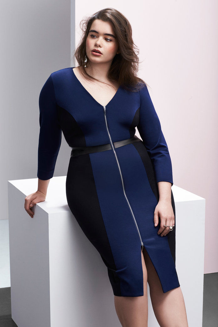 برابال Gurung x Lane Bryant Look 2