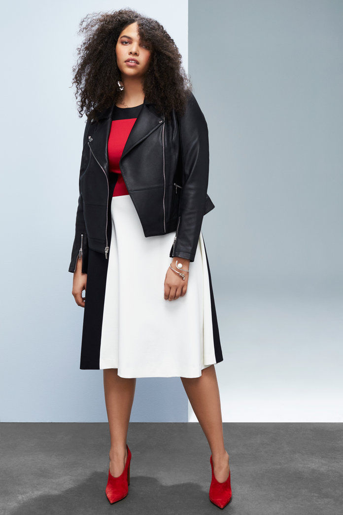 برابال Gurung x Lane Bryant Look 5