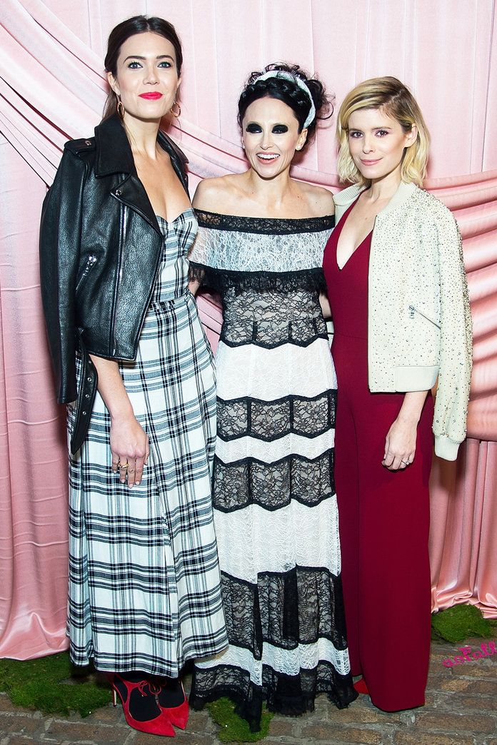 Манди Moore, Stacey Bendet, Kate Mara