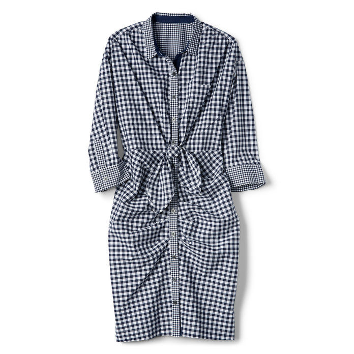 ساره Jessica Parker Gingham Shirtdress
