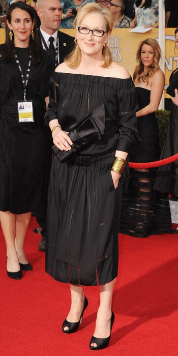 ميريل Streep Red Carpet