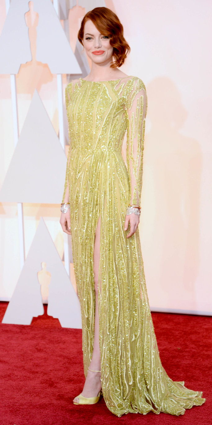 87 Annual Academy Awards - Arrivals