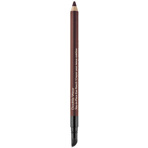 إستي Lauder Double Wear Stay-in-Place Pencil in Burgundy Suede