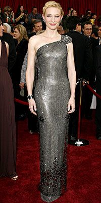 Цате Blanchett in Armani Prive