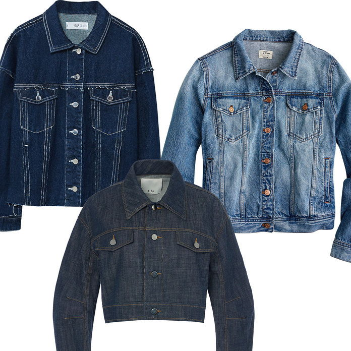 محدث Denim Jackets
