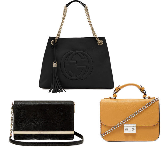 كيس Guide - Chain handbags - shoppable links