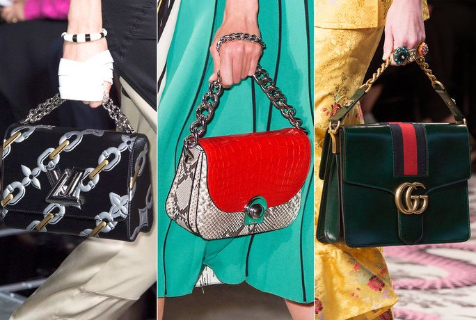 كيس Guide - Chain handbags - runway
