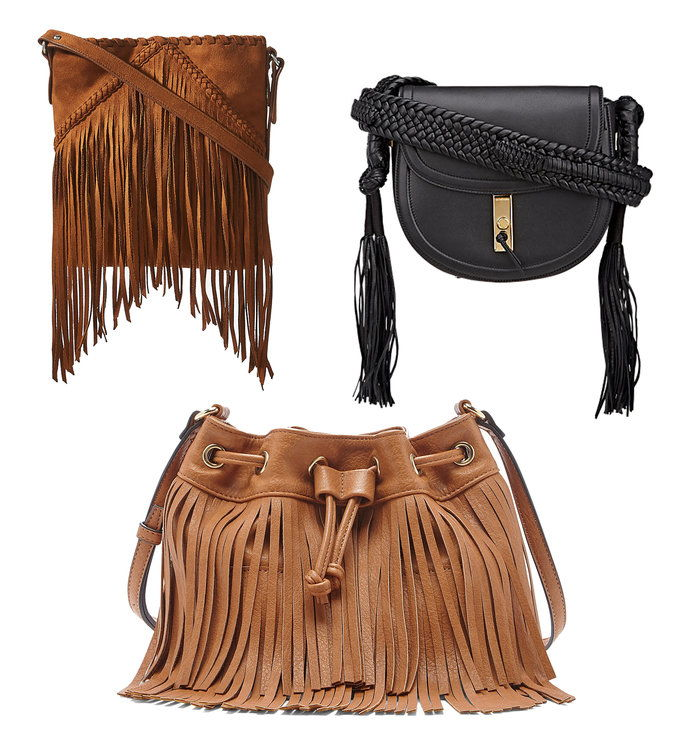 كيس Guide - fringe details - shoppable links
