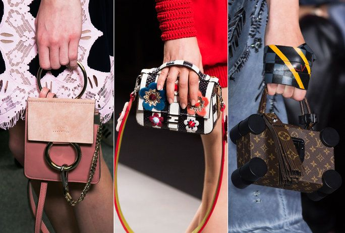 كيس Guide - Mini Bags - runway