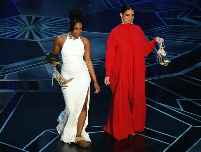 Тиффани Haddish Maya Rudolph Oscars Hosts Lead