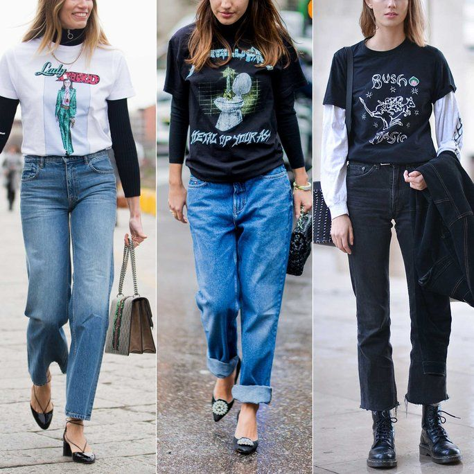 Улица Style T Shirt Trend - lead