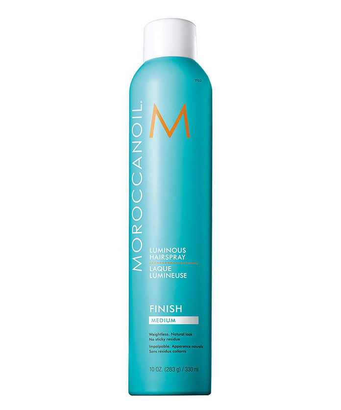 МороццанОил Luminous Hair Spray Medium